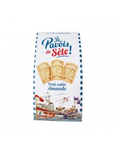 Sète Shield - Almonds