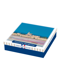 Coffret Assortiment Biscuits et Confiseries Aigues Mortes
