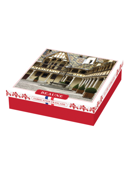 Coffret Assortiment Biscuits et Confiseries Beaune