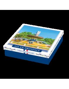 Coffret Assortiment Biscuits et Confiseries Aix en Provence