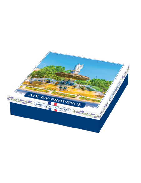 Coffret Assortiment Biscuits et Confiseries Aix en Provence