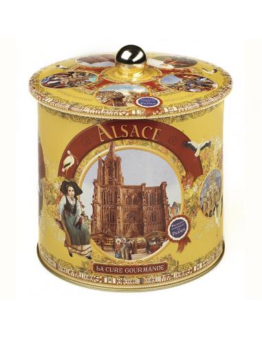Seau métal Alsace