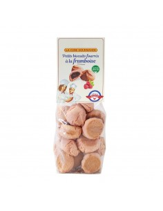 Little Raspberry Biscuits