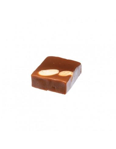 Caramel aux amandes