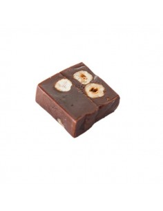 Caramel Chocolat et noisettes