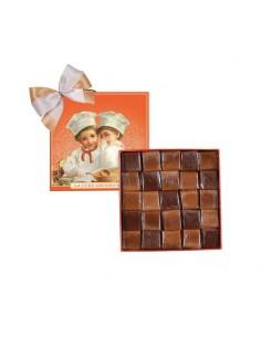 Assortiment 25 caramels