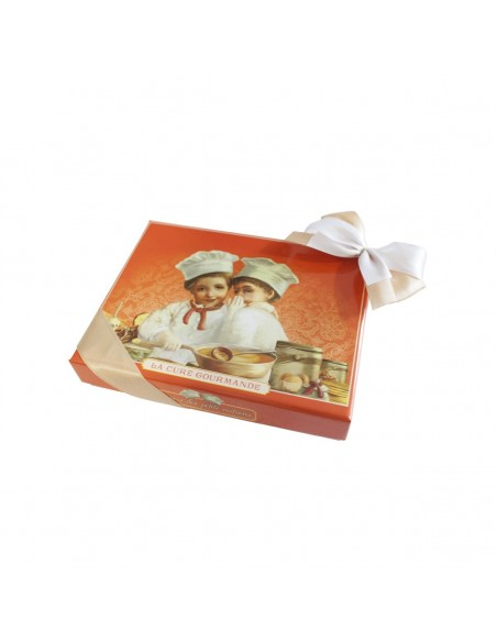 coffret orange