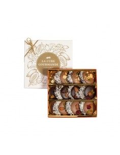 Gift Box - Chocolate Mendiants