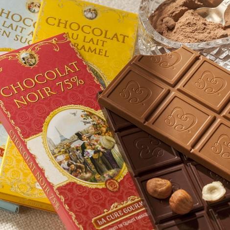 Tablettes chocolat