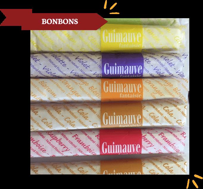 LA CURE GOURMANDE BISCUITIER DEPUIS 1989. BONBONS