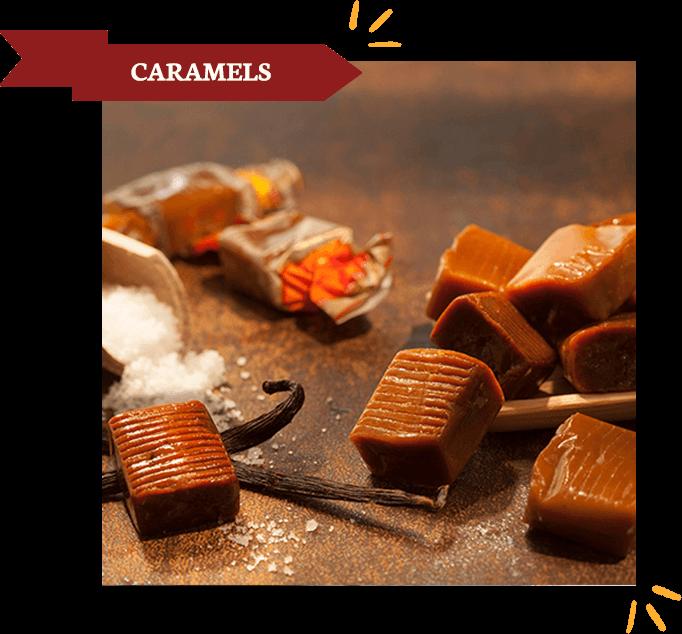 Fabricant de caramel